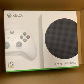 エックスボックス(Xbox)のXbox Series S 本体(家庭用ゲーム機本体)