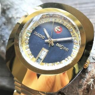 ラドー(RADO)の【超美品】ラドー/RADO/ダイヤスター/DIASTAR/自動巻きデイデイト/新(腕時計(アナログ))