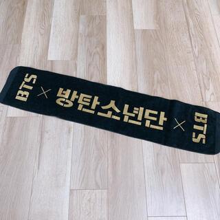 ボウダンショウネンダン(防弾少年団(BTS))のBTS スローガンタオル(アイドルグッズ)