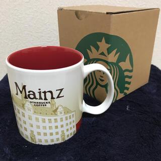 スターバックスコーヒー(Starbucks Coffee)の新品!スタバ 海外限定マグ マインツ(食器)