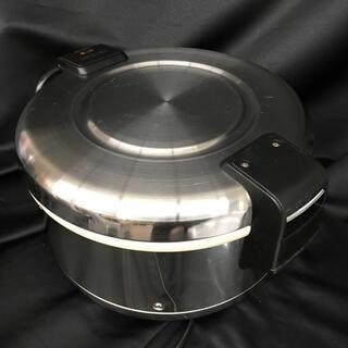 ゾウジルシ(象印)の象印 電子保温ジャー 2升2合 業務用 ステンレス THS-C40A-XA(炊飯器)