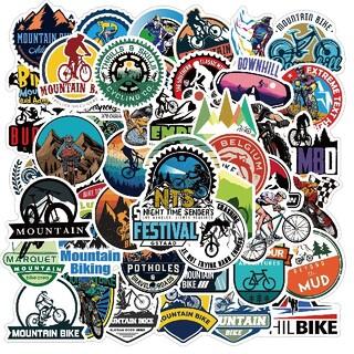ロードバイク 自転車競技 ロードレース トラックレース  ステッカー50枚SL(ステッカー)