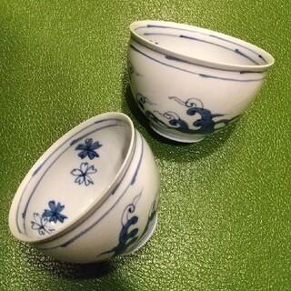 ハサミ(HASAMI)の渓山窯 お碗2個(食器)