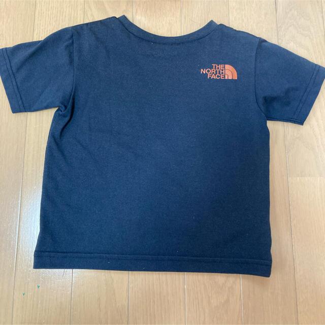 THE NORTH FACE(ザノースフェイス)のノースフェイス Tシャツ 100㎝ キッズ/ベビー/マタニティのキッズ服男の子用(90cm~)(Tシャツ/カットソー)の商品写真