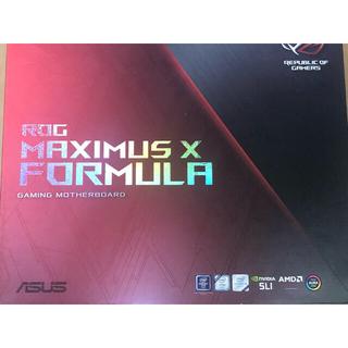 ASUS - ROG MAXIMUS X FORMULA Z370
