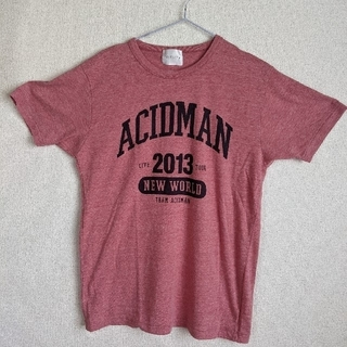 ACIDMANライブTシャツ(2013年 新世界)(ミュージシャン)