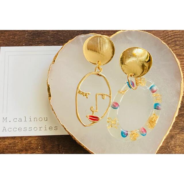 handmade   #6293 ハンドメイドのアクセサリー(ピアス)の商品写真
