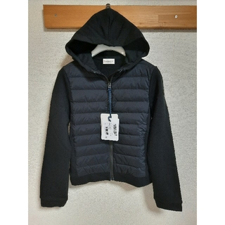 MONCLER - ⭐ラスト1点/2021春夏 MONCLER   ダウンパーカー 黒 レア 14A