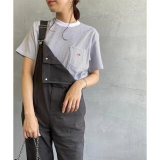 ダントン(DANTON)のdanton Tシャツ ボーダー(Tシャツ(半袖/袖なし))