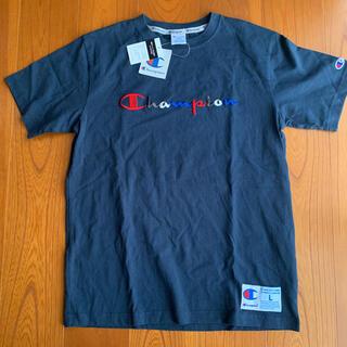 Champion - 新品未使用 チャンピオン Tシャツ カラフルロゴ ネイビー
