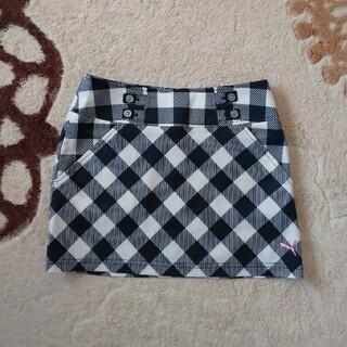 PUMA - プーマゴルフスカート