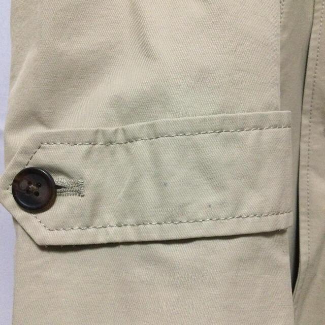 GU(ジーユー)のGU トレンチコート メンズのジャケット/アウター(トレンチコート)の商品写真