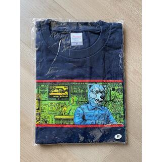 マンウィズアミッション(MAN WITH A MISSION)の値下げ!マンウィズアミッション CTHツアーTシャツM・新品(ミュージシャン)