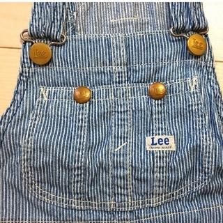 Lee - Lee★ジャンパースカート 100