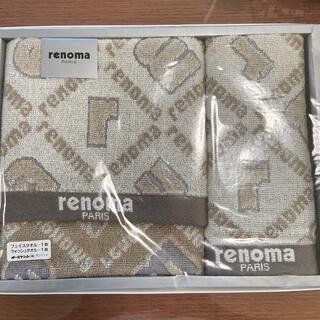RENOMA - レノマ タオル2枚セット