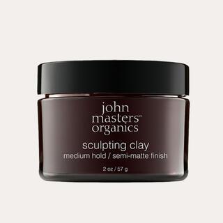ジョンマスターオーガニック(John Masters Organics)のスカルプティングCミディアムホールド N(ヘアワックス/ヘアクリーム)