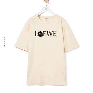 LOEWE - 佐藤健着用 Loeweロエベ となりのトトロ まっくろくろすけ TシャツLサイズ