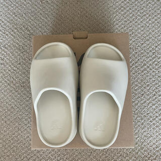 アディダス(adidas)のadidas YEEZY SLIDE KIDS BONE 18cm(サンダル)