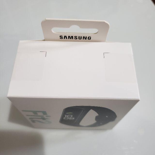 未使用 未開封 スマートウォッチ Samsung Galaxy Fit2 レディースのファッション小物(腕時計)の商品写真