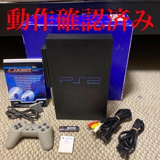 プレイステーション2(PlayStation2)の☆激レア☆PS2すぐに遊べるセットスワップマジックJapanVersion3.8(家庭用ゲーム機本体)