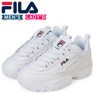 FILA - FILA disruptor2  フィラ ディスラプター2 23.5cm