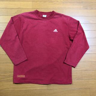 アディダス(adidas)のアディダス adidas 長袖Tシャツ(Tシャツ/カットソー(七分/長袖))