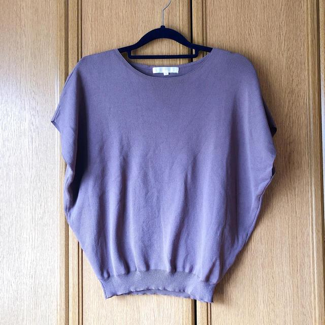 grove(グローブ)のグローブ サマーニット レディースのトップス(カットソー(半袖/袖なし))の商品写真
