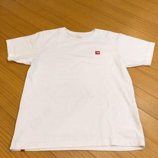 ザノースフェイス(THE NORTH FACE)のノースフェイス 白Tシャツ(Tシャツ/カットソー(半袖/袖なし))