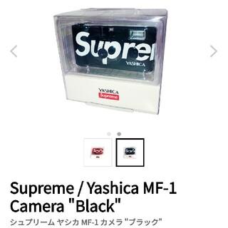 "Supreme - Supreme / Yashica MF-1 Camera ""Black"""