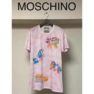 MOSCHINO - 【再値下げ】MOSCHINO×マイリトルポニー ワンピース【激レア】