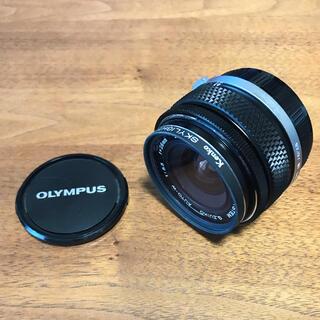 オリンパス(OLYMPUS)のOLYMPUS M-SYSTEM G.ZUIKO F3.5 28mm(レンズ(単焦点))