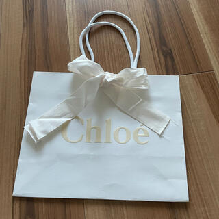 クロエ(Chloe)の🎀Chloe 紙袋🎀 (ショッパー)(ショップ袋)
