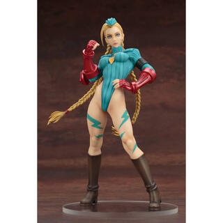 STREET FIGHTER美少女 キャミィ -ZERO COSTUME-(ゲームキャラクター)