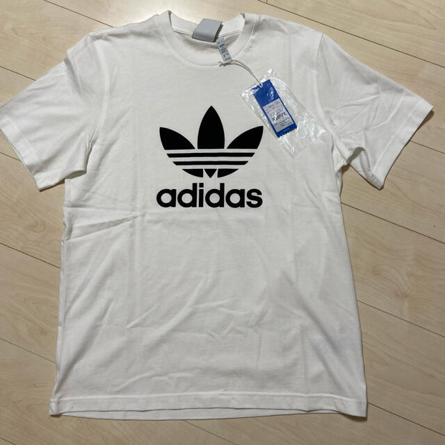 adidas(アディダス)の【adidas originals】ayu様専用新品トレフォイルTシャツ  メンズのトップス(Tシャツ/カットソー(半袖/袖なし))の商品写真