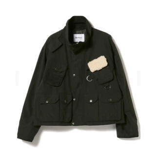 Barbour - 21SS Barbour×BEAMS/別注 Fly Fishing Jacket