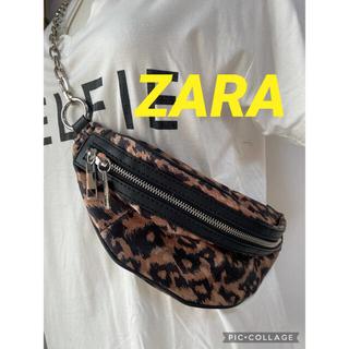 ザラ(ZARA)のZARA ザラ ボディーバッグ ショルダーバッグ(ボディバッグ/ウエストポーチ)