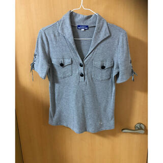 バーバリーブルーレーベル(BURBERRY BLUE LABEL)のバーバリーブルーレーベル 半袖シャツ(シャツ/ブラウス(半袖/袖なし))