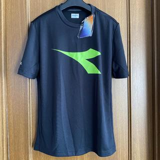 ディアドラ(DIADORA)の新品☆ ディアドラ メンズ テニス プラクティスシャツ M(ウェア)