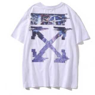 マリオ ホワイト 白 ペアルック Tシャツ 服 メンズ オフホワイトチック(Tシャツ/カットソー(半袖/袖なし))
