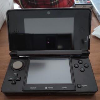 任天堂 - Nintendo3DS本体(ブラック)&ポケットモンスターサン