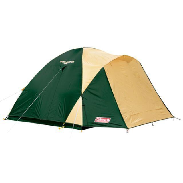 Coleman(コールマン)のコールマン テント BCクロスドーム 270 グリーン 4〜5人用 スポーツ/アウトドアのアウトドア(テント/タープ)の商品写真