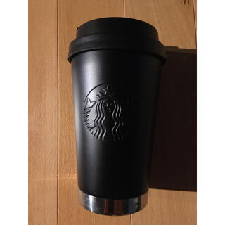 Starbucks Coffee - スターバックス ステンレスマグ 黒