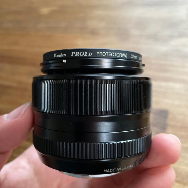 富士フイルム(フジフイルム)のXF35mm F1.4 R スマホ/家電/カメラのカメラ(レンズ(単焦点))の商品写真