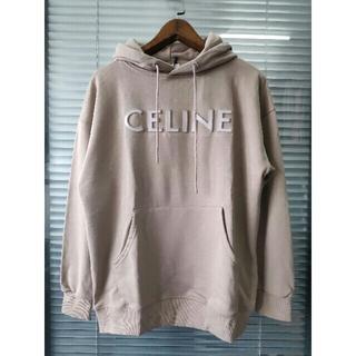celine - 🌈CELINEセリーヌ スウェット パーカー L メンズ 未使用