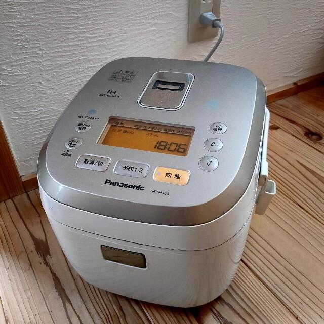 炊飯器 中古 スマホ/家電/カメラの調理家電(炊飯器)の商品写真