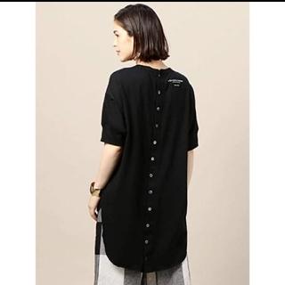 アメリカーナ(AMERICANA)のアメリカーナ バックボタン Tシャツ ドゥーズィエムクラス フリークスストア(Tシャツ(半袖/袖なし))