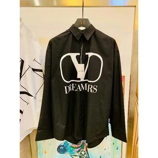 ヴァレンティノ(VALENTINO)の大人気品ヴァレンティノValentino  シャツ ワンシャツ XL(シャツ)