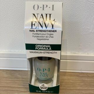 オーピーアイ(OPI)の新品 OPI ENVY オリジナル エンビー ベースコート  強化剤(ネイルトップコート/ベースコート)