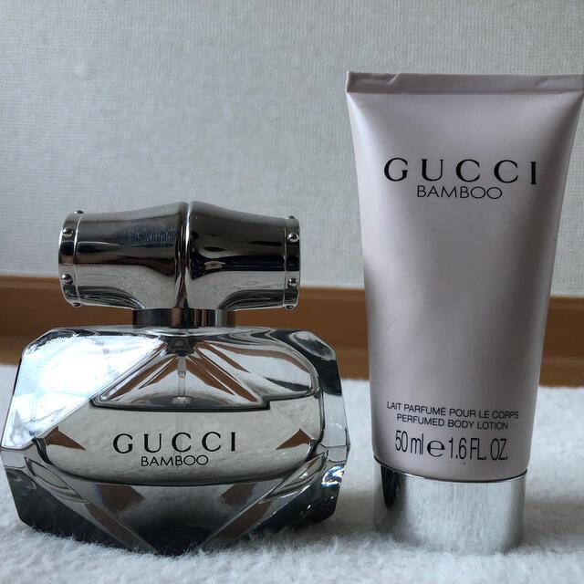 Gucci(グッチ)のグッチ 香水 ハンドクリーム コスメ/美容の香水(香水(女性用))の商品写真