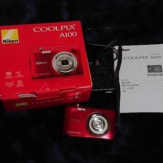 Nikon - Nikon デジタルカメラ COOLPIX A100
